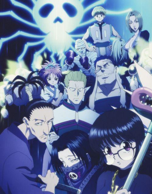 X Hunter Anime Images HxH