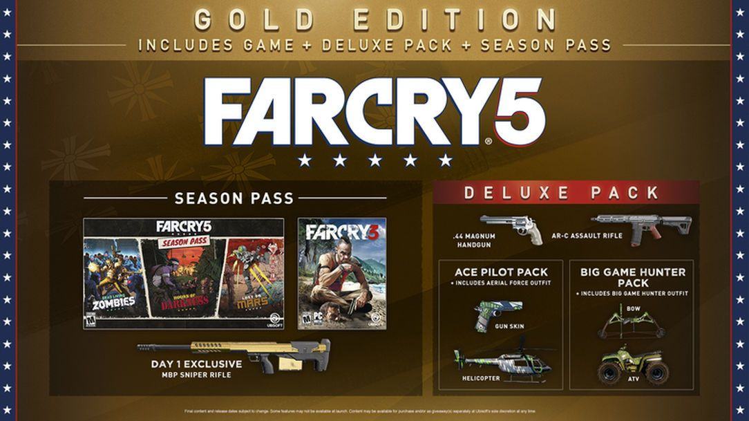 Help Me Win A Free Copy Of Far Cry 5 Gold Edition From Ausrainbow On Twitch Gaming Gear I Win Far Cry 5