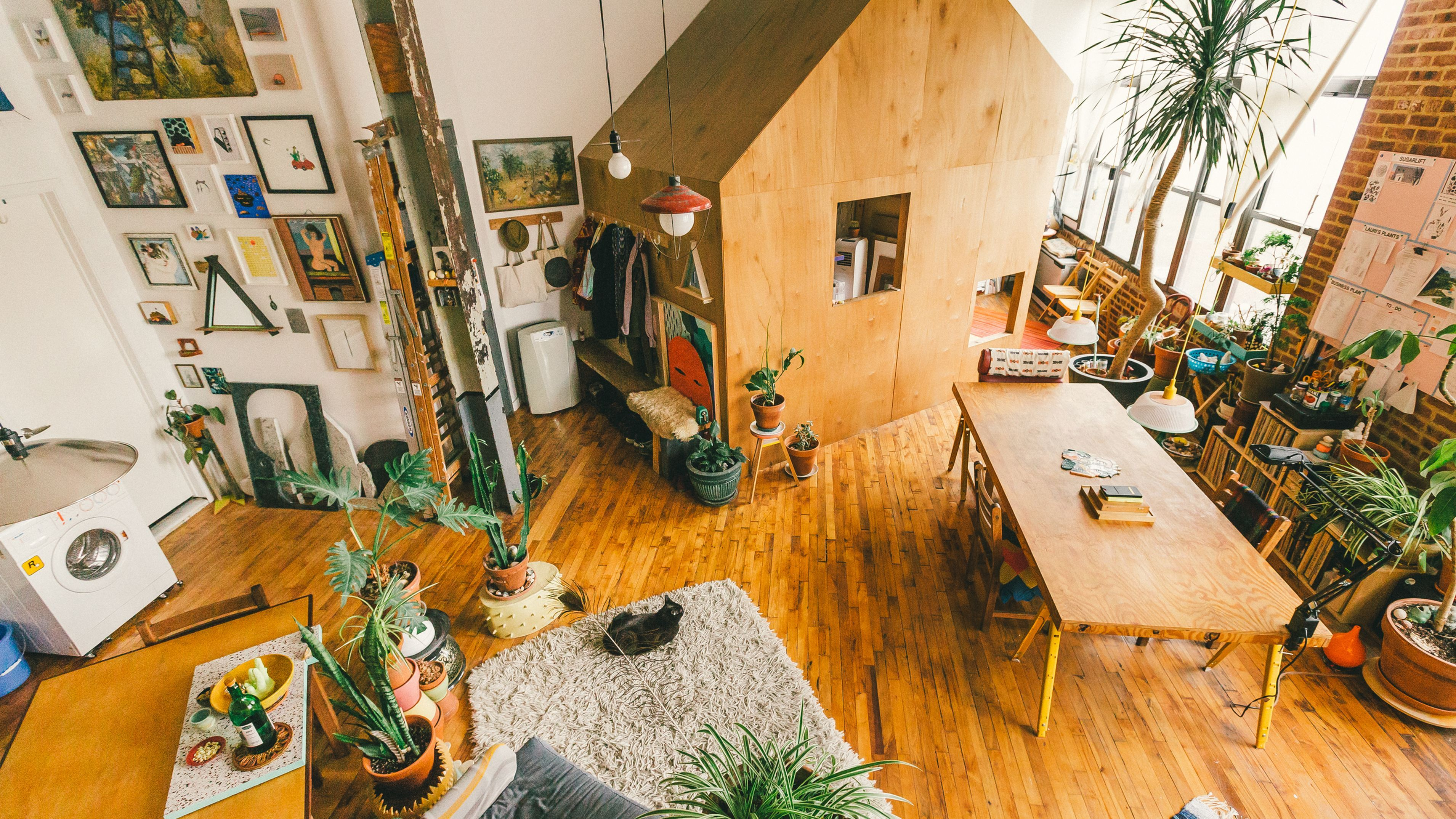A Treehouse Grows in Bushwick: How One Couple Transformed Their ...