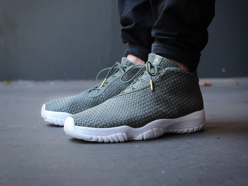 0c2a561c919f The Nike Air Jordan Future silhouette returns in a fresh olive green and  white colourway. Description from shelflife.co.za. I searched for this on  bing.com  ...