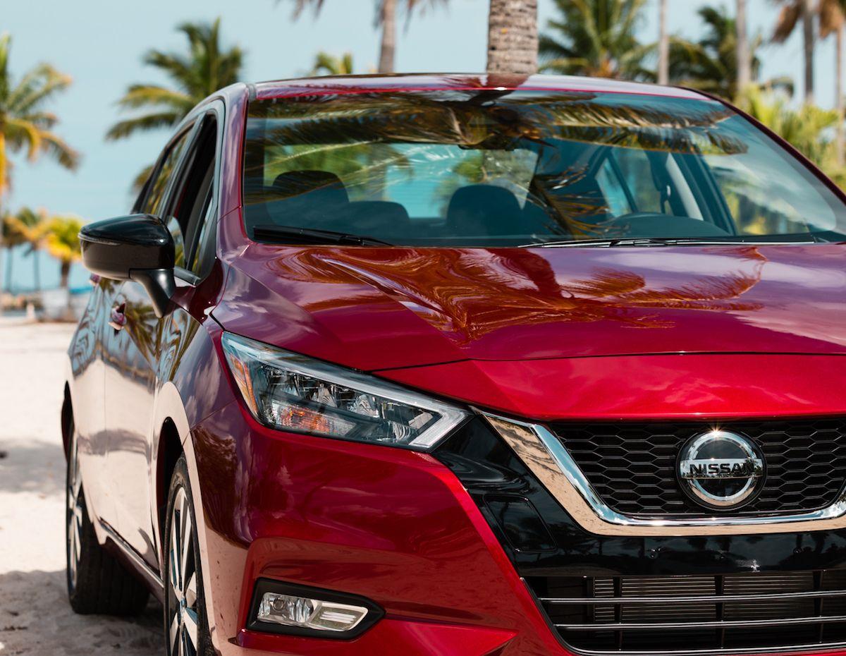 2020 Nissan Versa On Sale Now Starting at Under US15,000