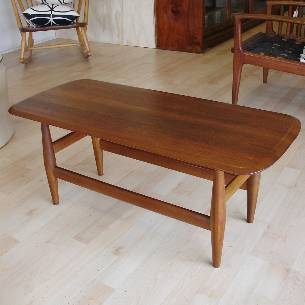 TH Brown Coffee Table