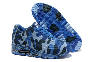 Mens Air Max 90 Vt Camouflage Blue Shoes Nike Shoes Air Max Cheap Nike Air Max Nike Air Max 90 Mens