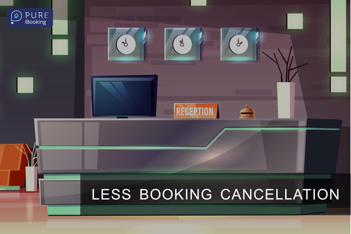 Ensure Less Booking Cancellation Means No More Lost Revenue If You Manage To Acquire Maximum Direct Bookings Via Your Hotel Websit Hotel Website Hotel Booking