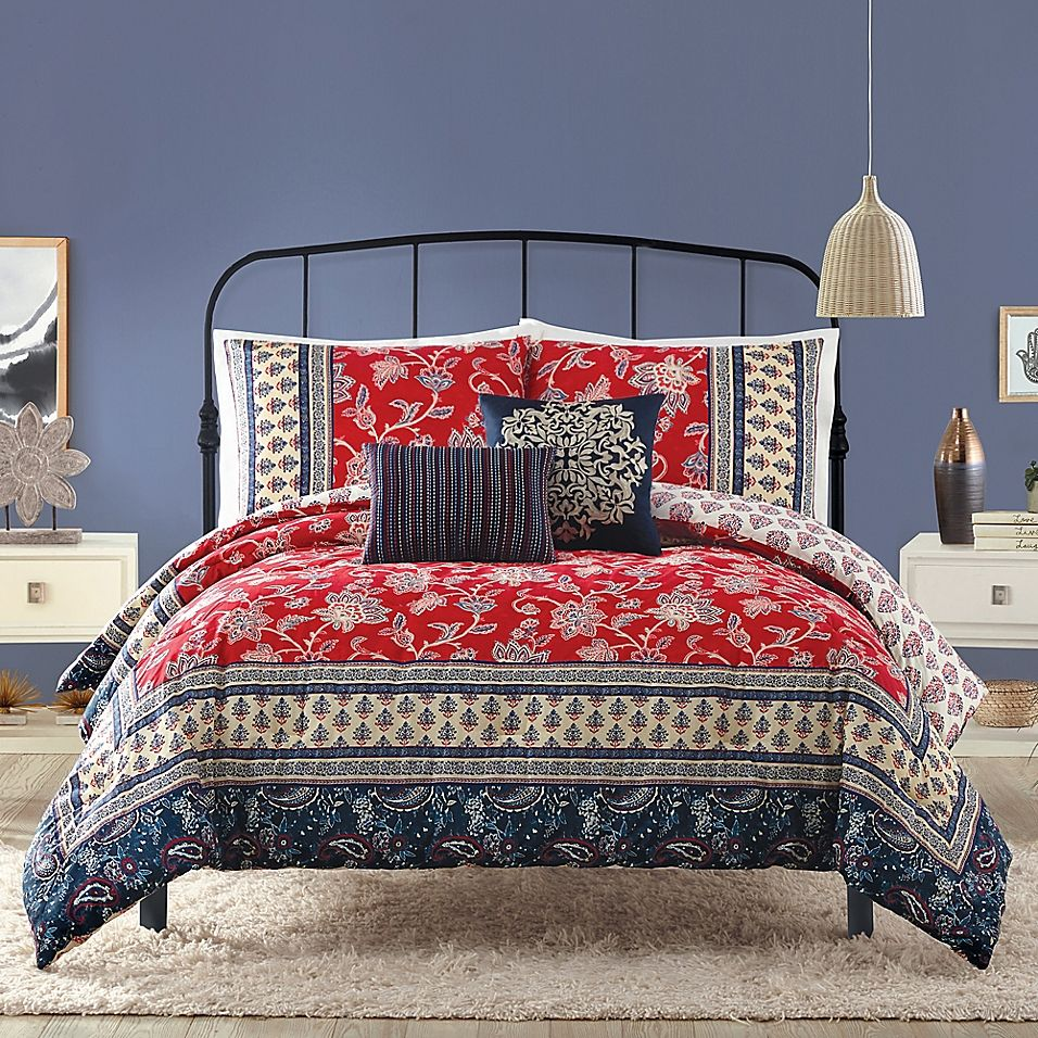 8f512948c96689306c224306a3fa6d49 - Better Homes And Gardens Indigo Paisley Comforter Set