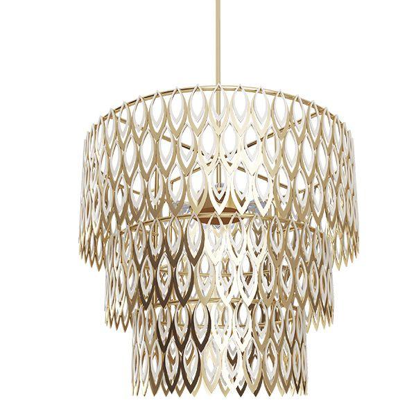 Petal Suspension lamp-creativemary