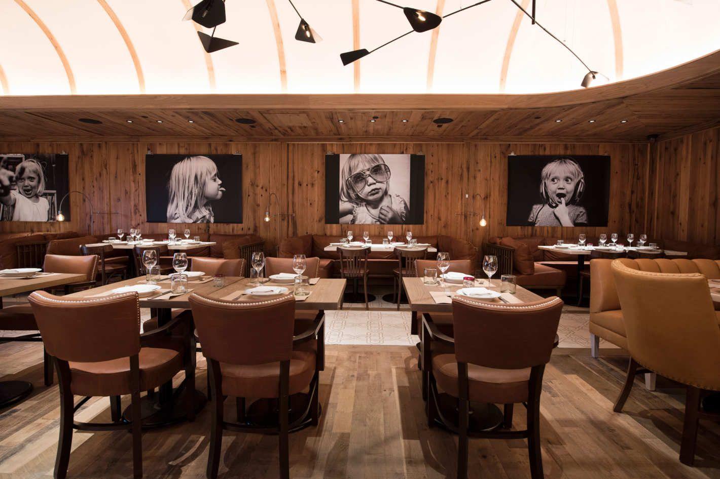 Leuca Restaurant Interior Williamsburg Brooklyn Photo Liz Clayman