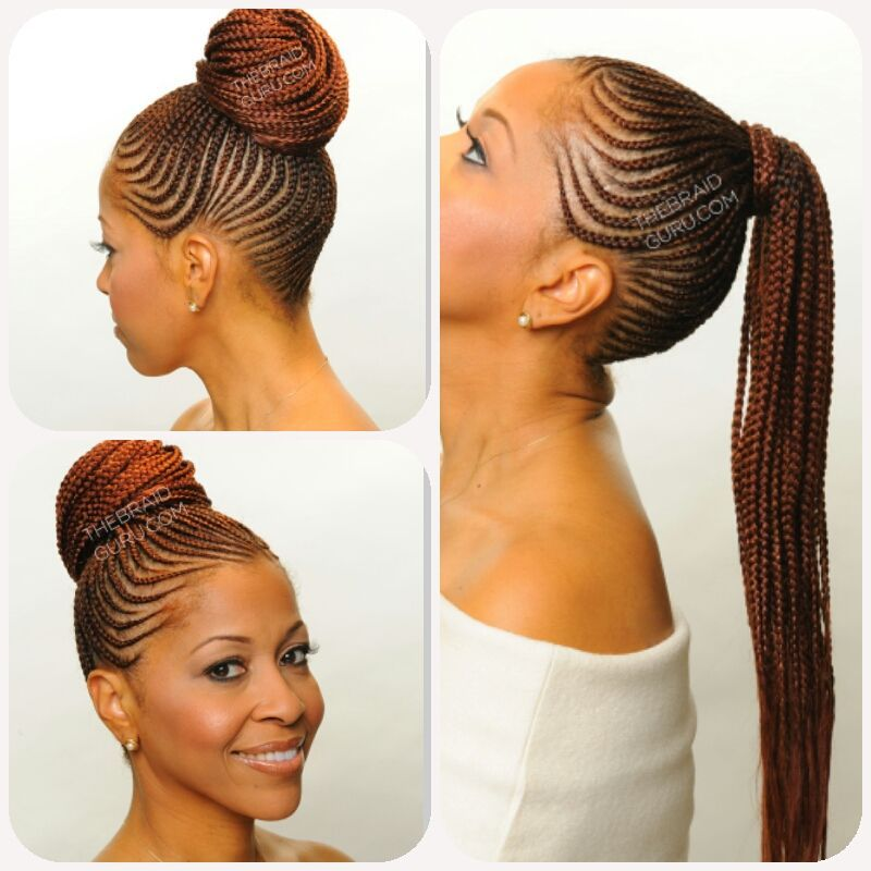 What's So Trendy About Straight Up Hair Styles That ...