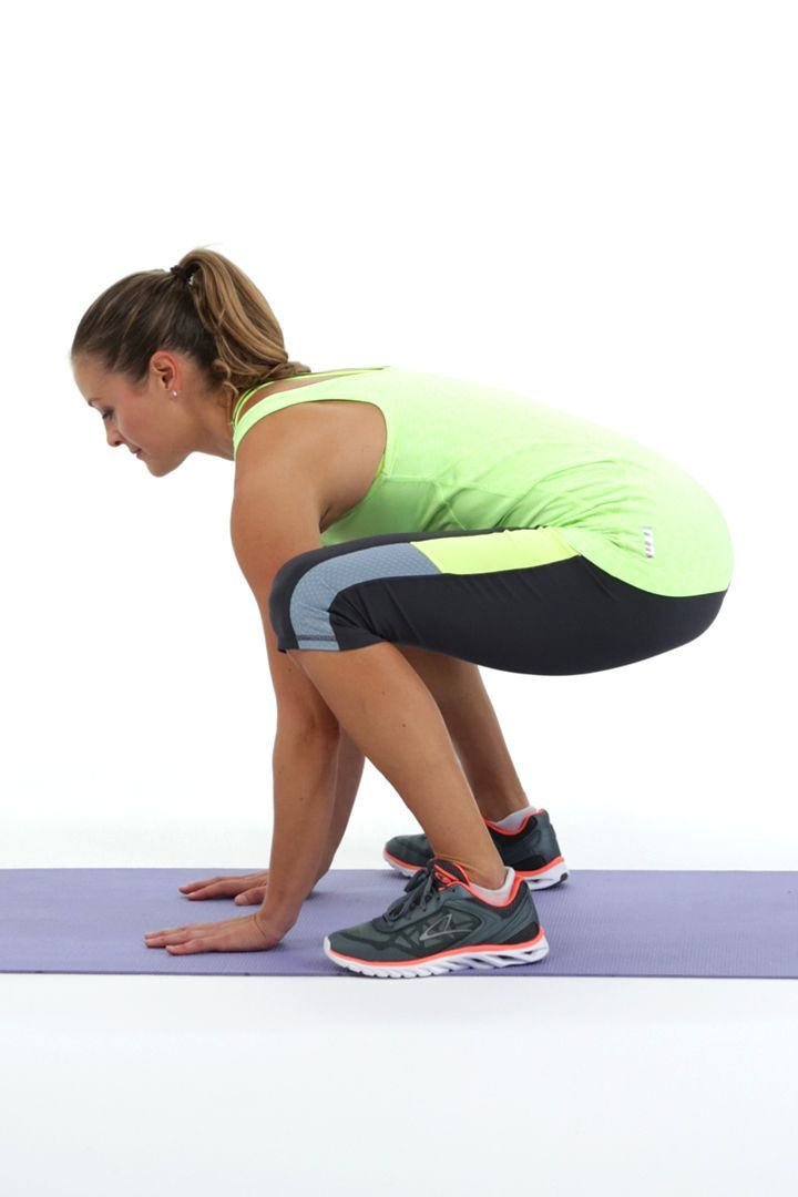 If you can't do a burpee, you're not alone. Find out how to build up to this one move that will tone your entire body.