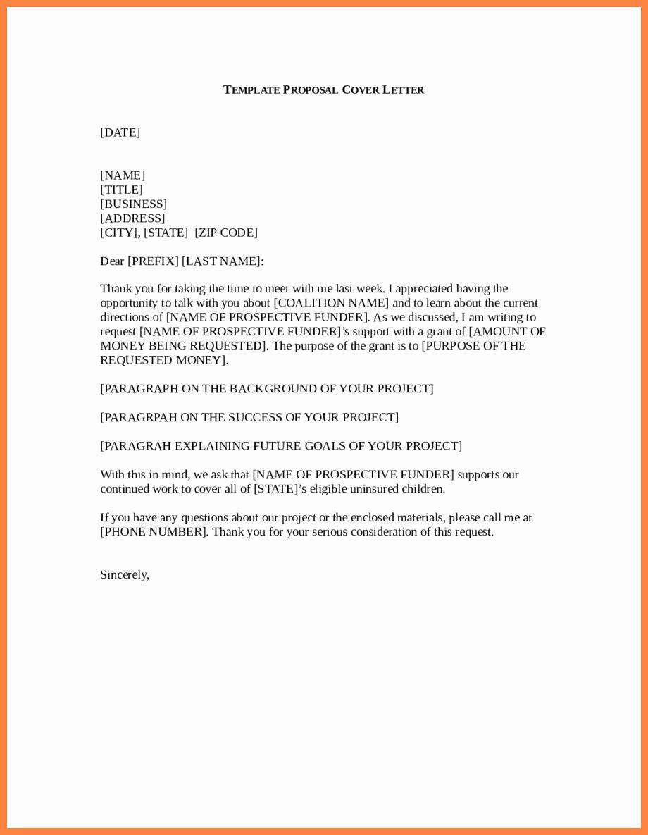 Sample Business Proposal Letter for Partnership Unique 9