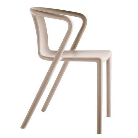 Magis Air Armchair Armlehnstuhl Weiss Mit Bildern Moderne Gartenstuhle Stuhle Stuhl Holz