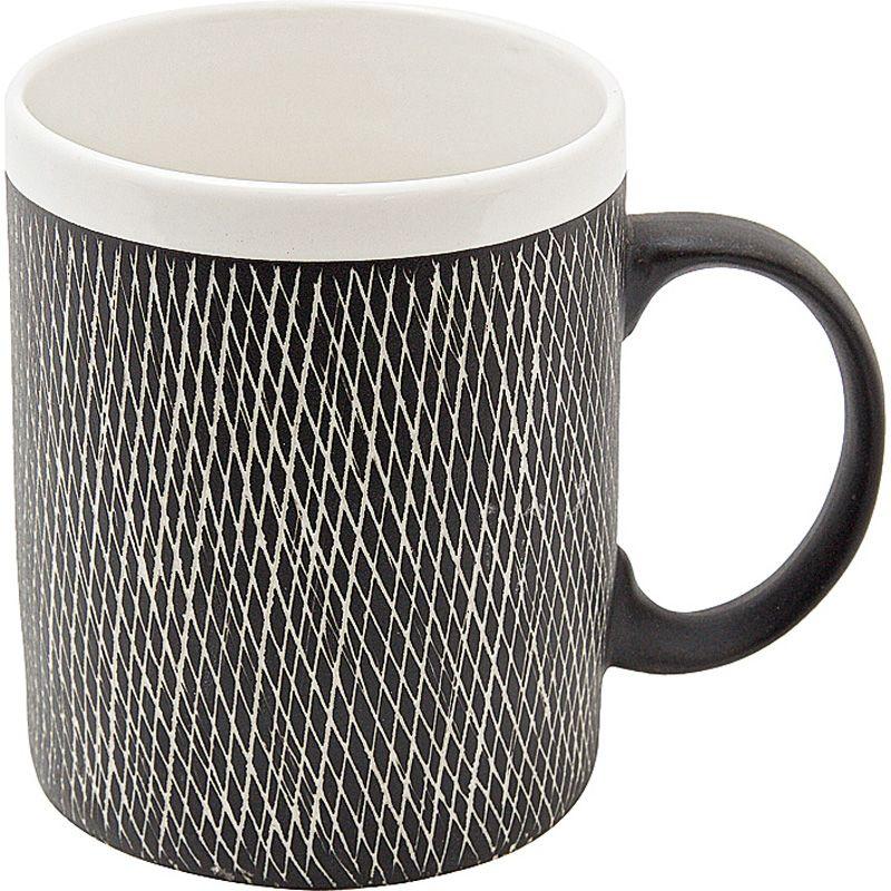 Enjoy your morning coffee in our CAROL mug!
