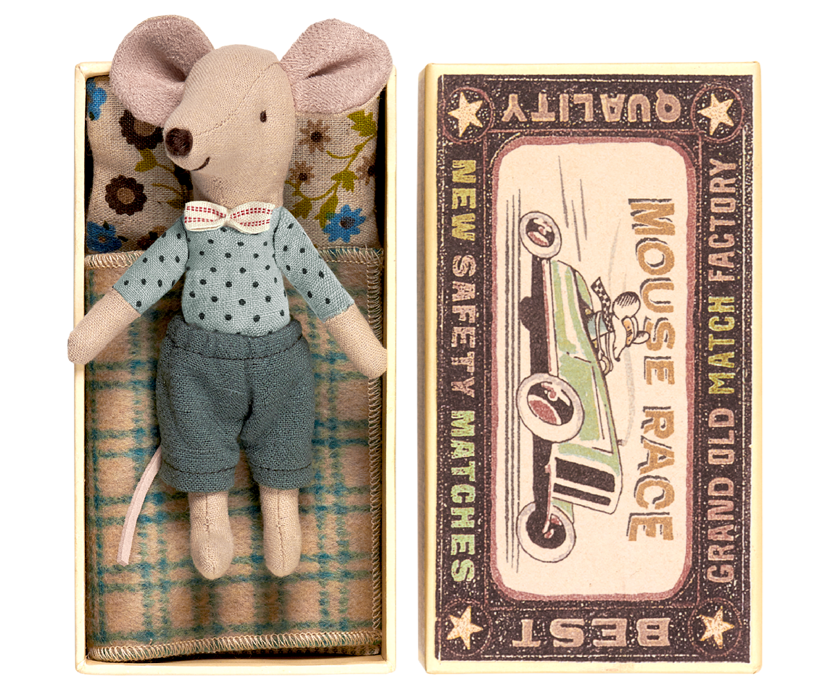 Victorian Trading Co Little Miss Mouse Touring Ballerina Doll Mouse