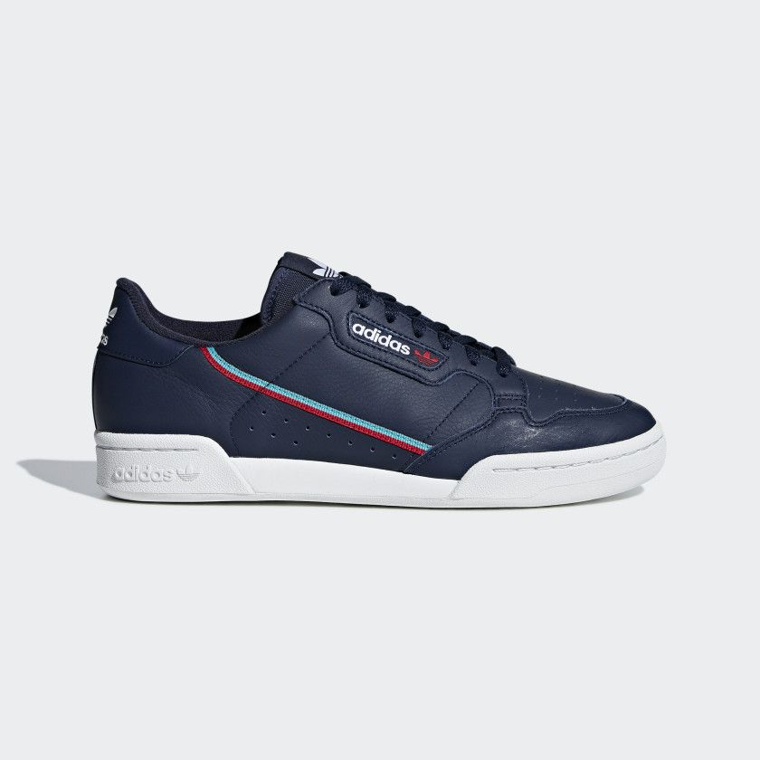 411b16b73f10 Continental 80 Shoes Collegiate Navy / Scarlet / Hi-Res Aqua B41670 ...