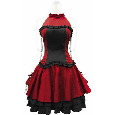 Cosplay Dresses | Red and Black Cosplay Dress | Cosplay & Costumes ...