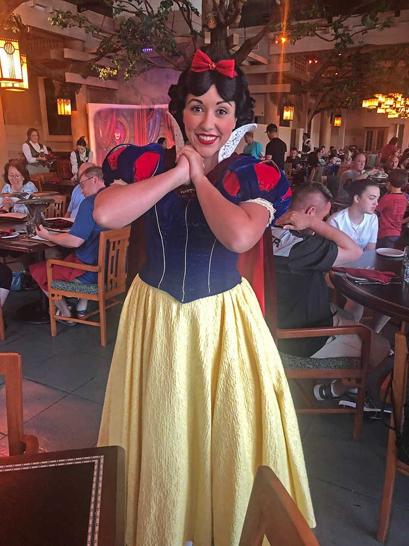 All of Disney World's Character Dining Locations Ranked