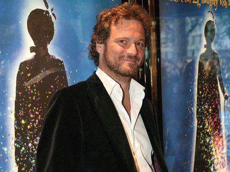 Colin Firth, the reason British men are so darn sexy!