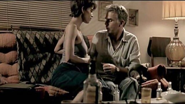 Halle Berry Billy Bob Thornton In The Monsters Ball 2001