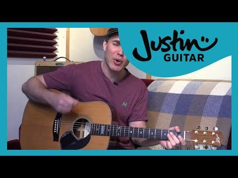 Rockin In The Free World - Neil Young - Guitar Lesson (ST-910) How ...