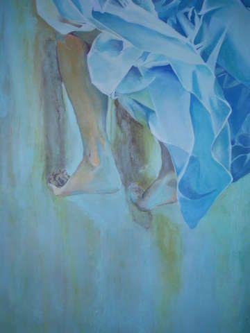 'Slip' by Gillian Mosvold on TurningArt