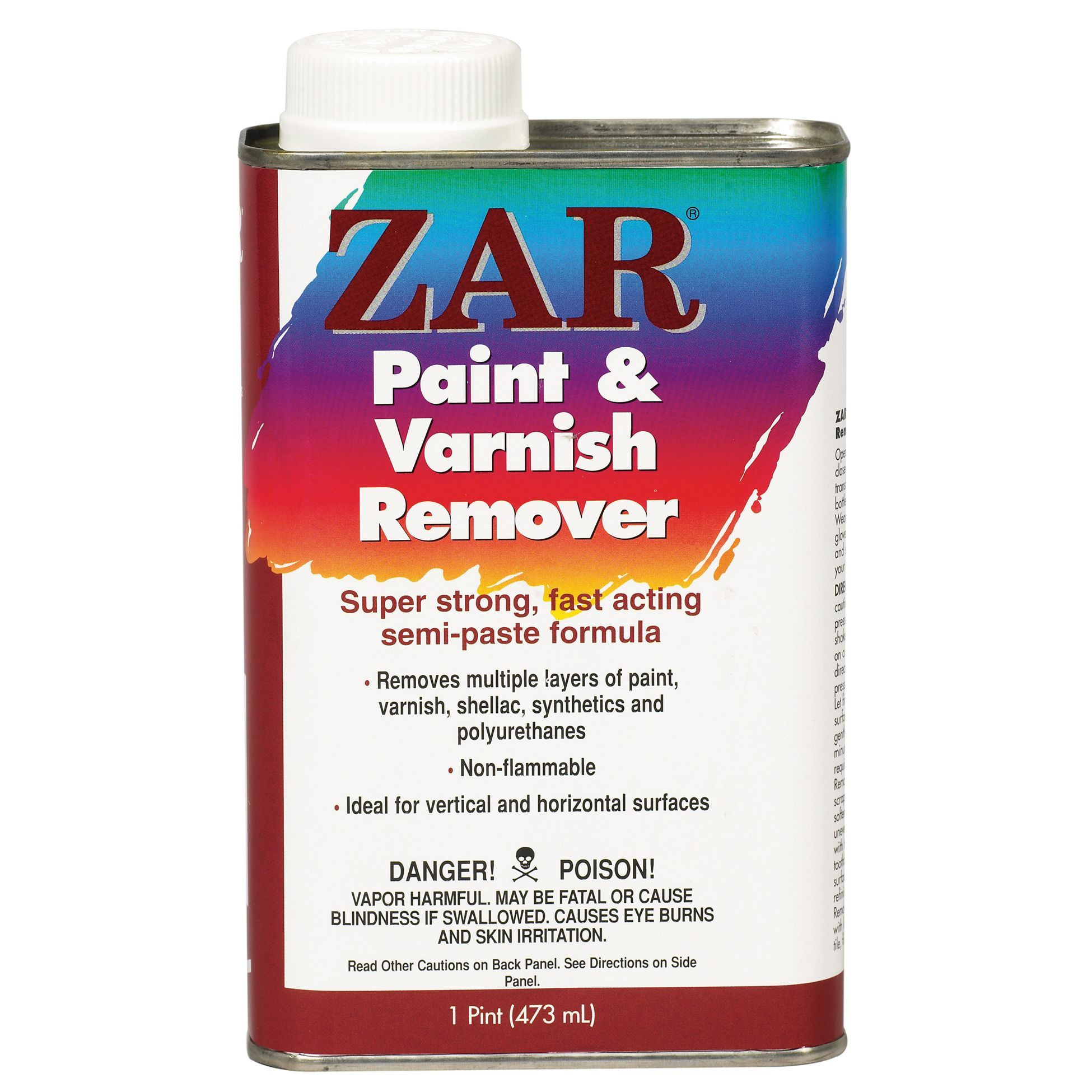 Zar 1 Pint Zar Paint & Varnish Remover Products