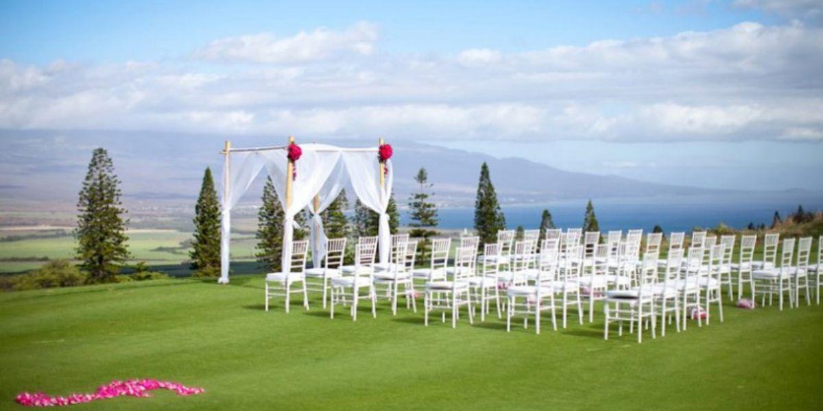 The King Kamehameha Golf Club Weddings
