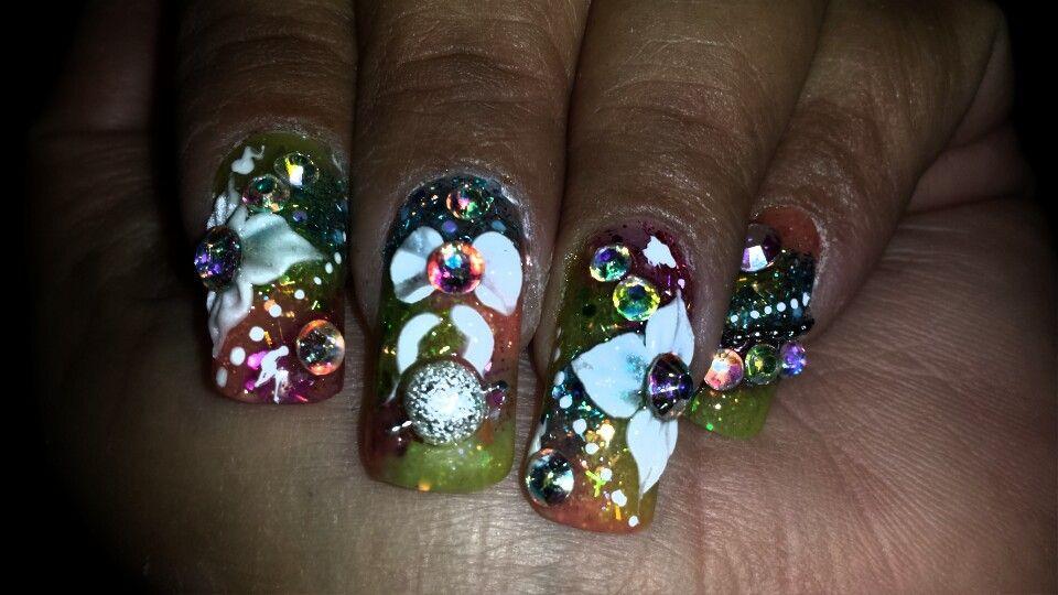 Best 4d Nail Art
