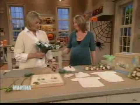 Baby Shower Decorations Martha Stewart ~ How to make a flower boquet out of baby clothes on martha stewart