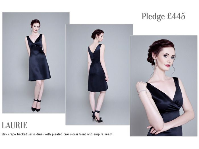 147f34972aa The Little Black Dress Collection by Emma Hunt London by Emma Shard —  Kickstarter