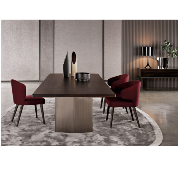 Minotti Morgan Dining Table Original Price 18 078 Dining Chairs Dining Table Dining Room Interiors