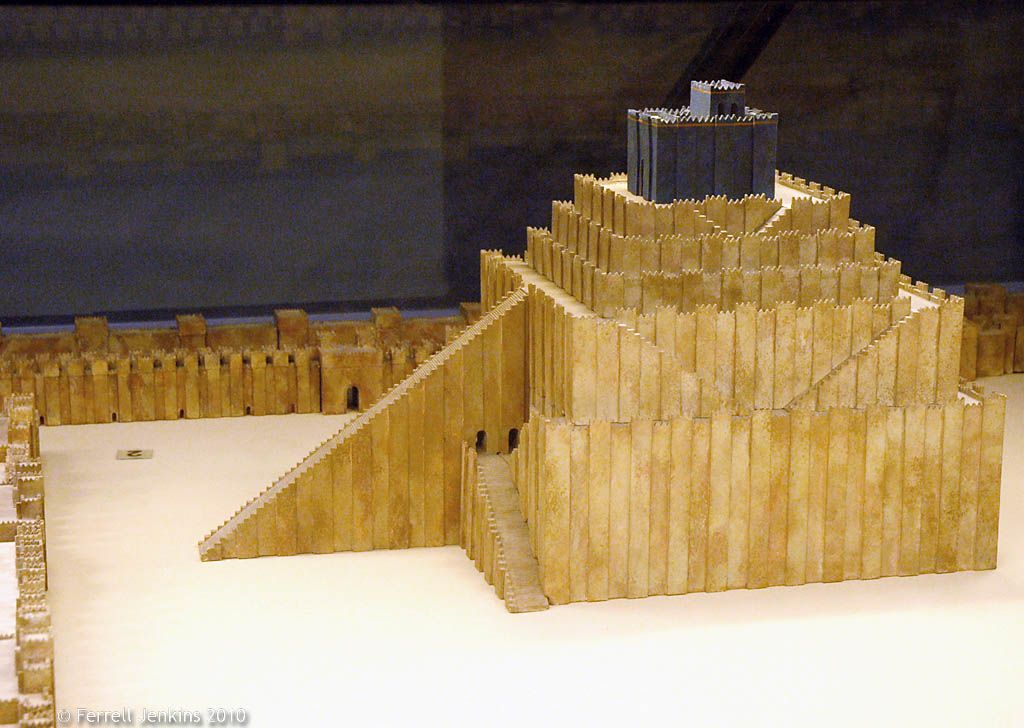 An Amazing Ziggurat Model