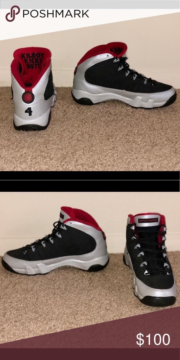 "new product 7fcc5 f54a0 Air Jordan s ""Johnny Kilroy"" 9 s RETRO No box included, U.S Size 6Y Jordan"