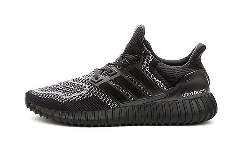 8679ed15728 adidas Ultra Boost Meets the Yeezy Boost Sole