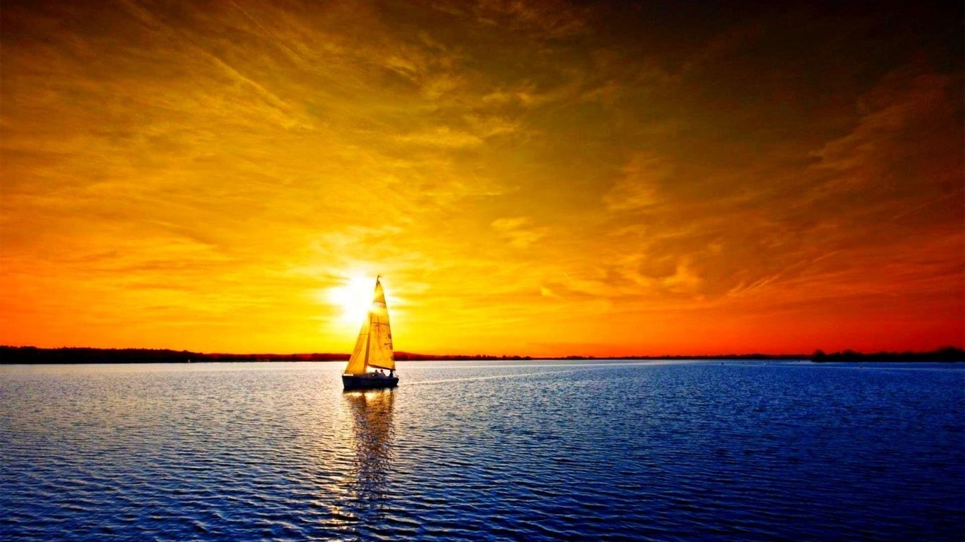 Обои яхта, Пейзаж. Природа foto 17