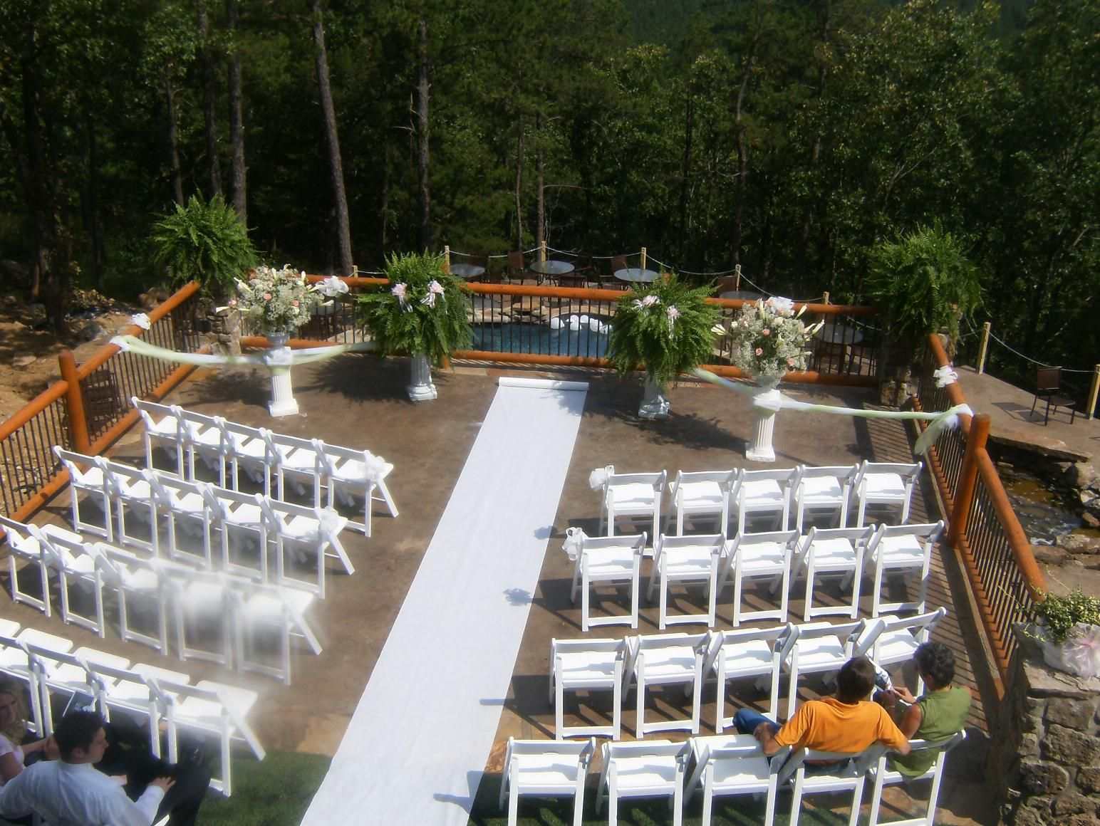Image Detail For Little Rock Wedding Arkansas Outdoor Location AR Venue