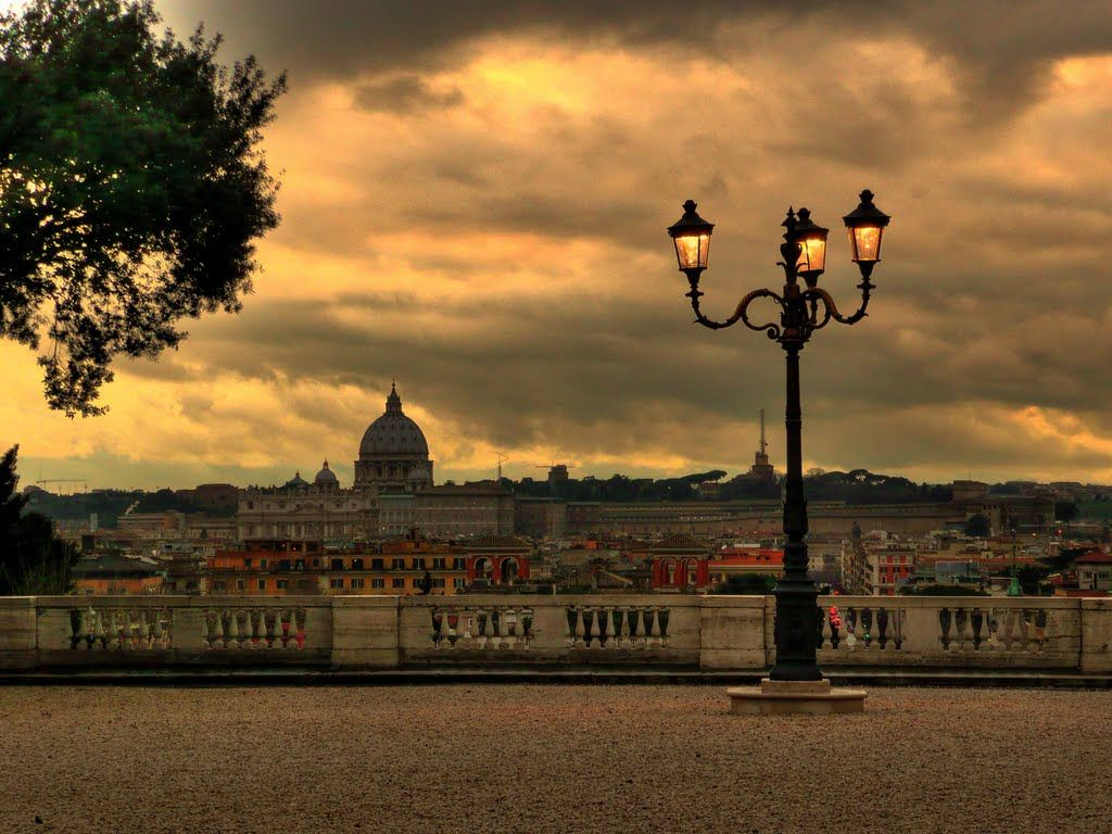Terrazza Del Pincio Roma Free Things To Do In Rome Best