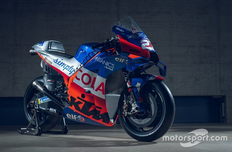 Bike Of Iker Lecuona Red Bull Ktm Tech 3 In 2020 Red Bull Ktm Ktm Motogp