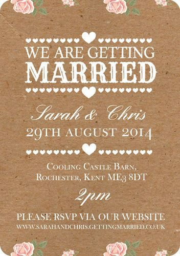 Dont forget to RSVP to Wedding Invites! | Diseño | Pinterest ...