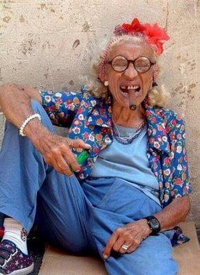 Old Women Fun