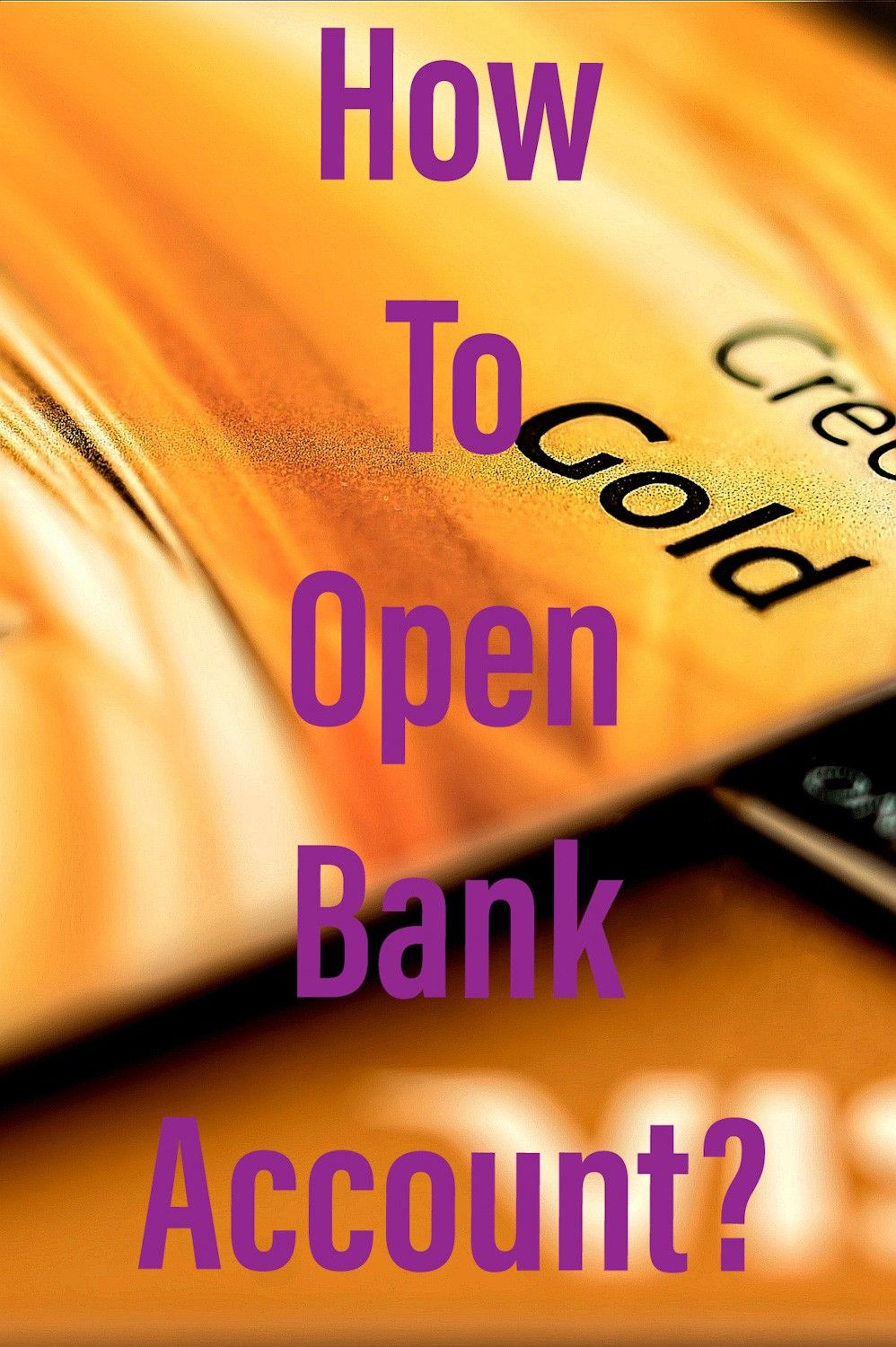 A bank account is mandatory if a person wants to do any online transactions. Now it is very easy to open a bank account than before. #bank #bankaccount #openbankaccount