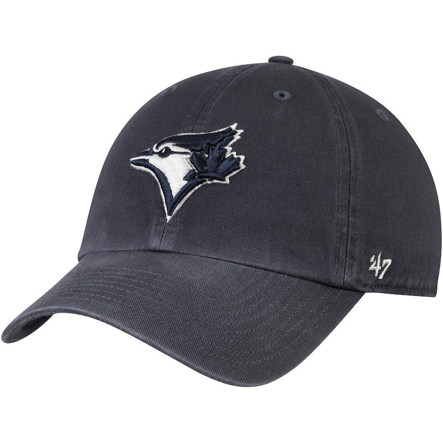 newest collection a6835 3f038 Men s Toronto Blue Jays  47 Gray Vintage Clean Up Adjustable Hat, Your  Price   24.99