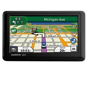 Garmin nüvi 1490LMT 5-Inch Bluetooth Portable GPS Navigator with Lifetime Map