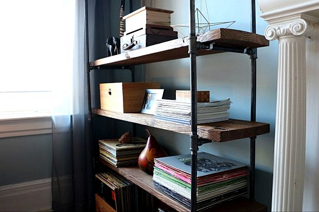 Add Character And Bonus Storage To Any E By Making This Freestanding Modern Bookcase Design Requires Precut Lumber