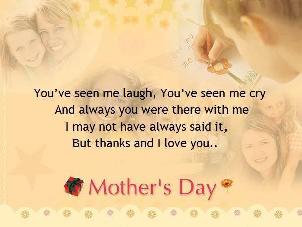 Happy Mothers Day Quotes From Son In Law 2017 Images Happy Mothers