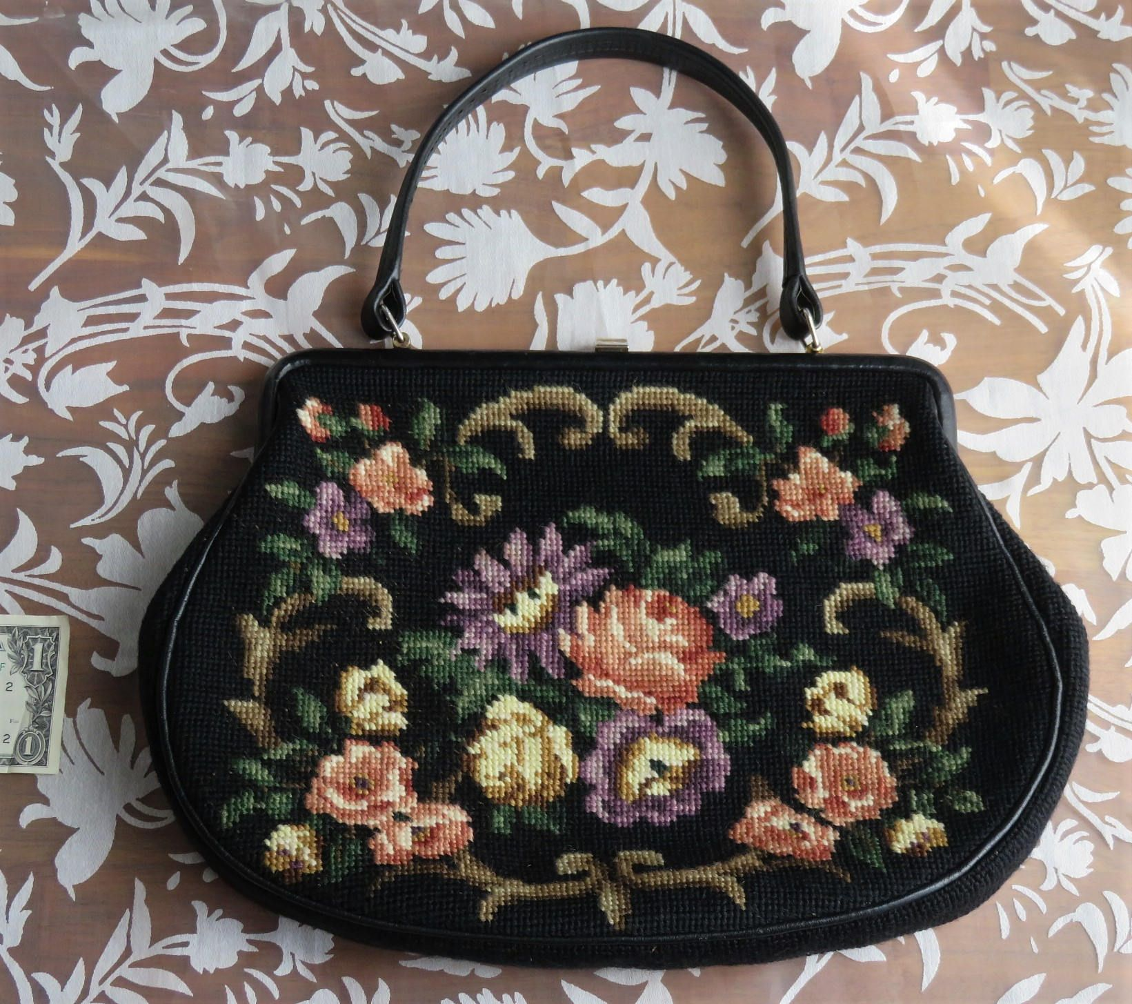 how to clean leather purse lining