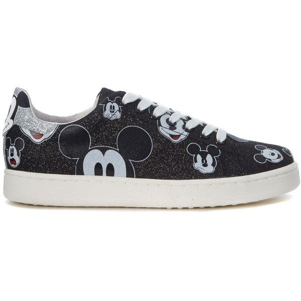 Visit Online Discount Best Seller MOA MASTER OF ARTS MoA Mickey Mouse glitter sneakers women's Shoes (Trainers) in Outlet 100% Original Pick A Best For Sale Discount Codes Shopping Online ydaYN