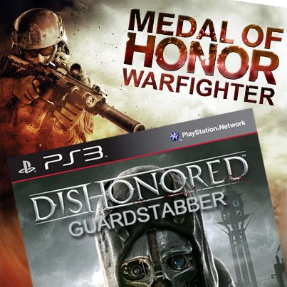 Medal of Honor: Warfighter - If every video game subtitle was that ludicrously literal