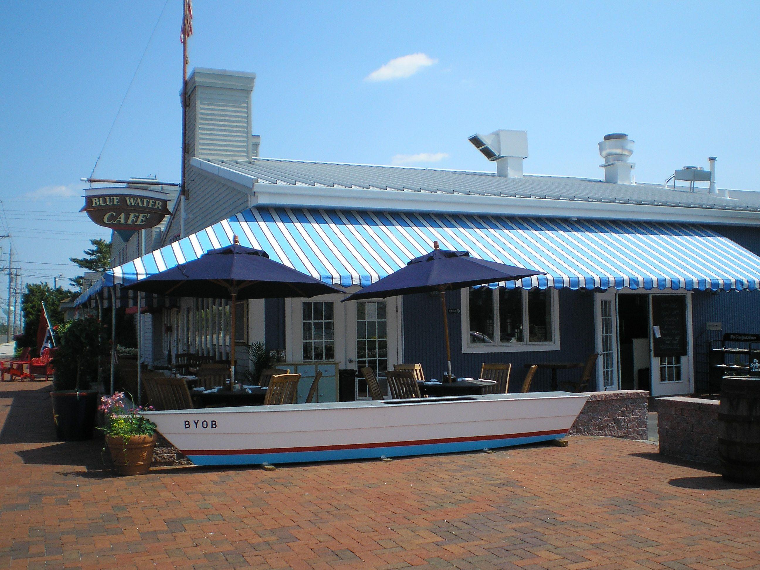 Blue Water Cafe Long Beach Island Nj Beach Haven Long Beach Island Blue Water