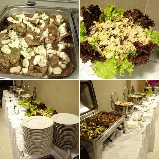 Nosso Buffet de Jantar!