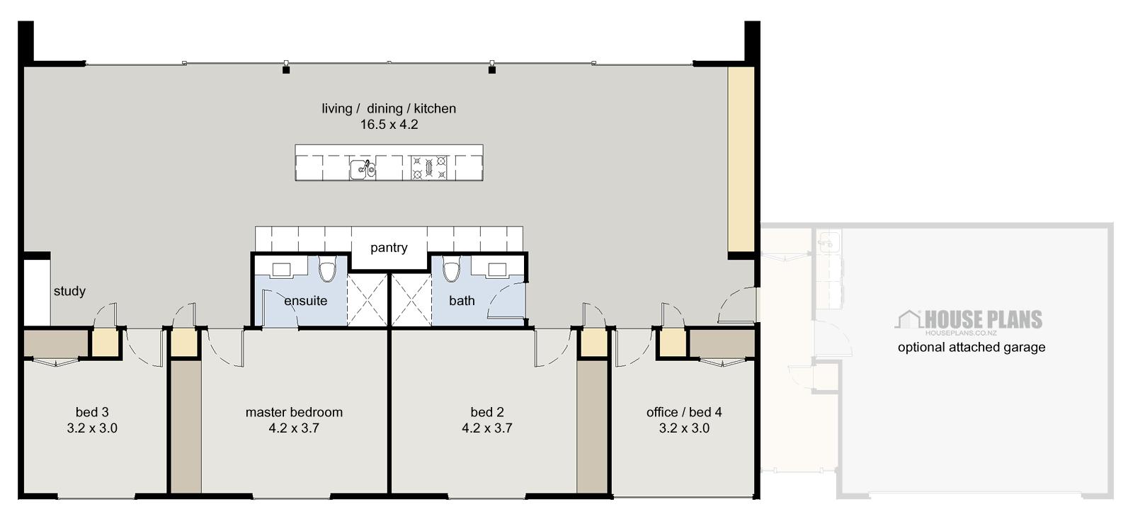 Pin By Clara Juwita On Hemp House House Plans Custom Design House Plans Garage Floor Plans